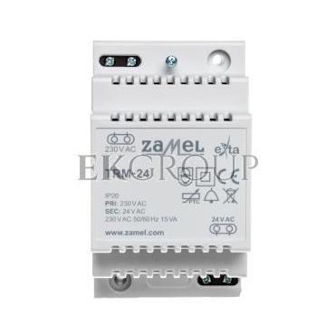 Transformator 230/24VAC 15VA IP20 TH35 TRM-24 EXT10000137-117269