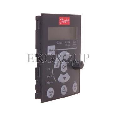 Panel sterujący do falowników VLT Micro Drive LCP 12 z potencjometrem 132B0101-115724