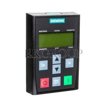 Panel operatorski podstawowy SINAMICS G120 (BOP-2) 6SL3255-0AA00-4CA1-115489