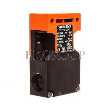 Wyłącznik krańcowy bezpieczeństwa 1Z 1R migowy bez napędu wpust kablowy 3xM20x1,5 IP65 3SE2243-0XX40-118139