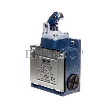 Wyłącznik krańcowy 1Z 1R popychacz z dźwignią z rolką metalową T0-L53K13MIM311-117979