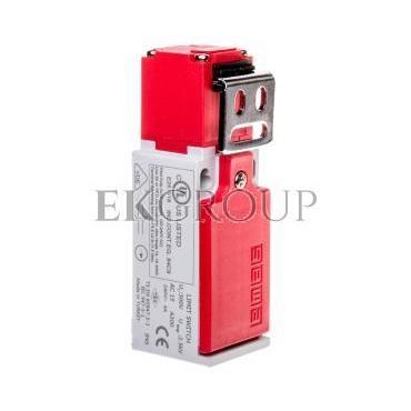 Wyłącznik krańcowy 1Z 1R z kluczem podgiętym, czerwony T0-L5K23LUM321-117341