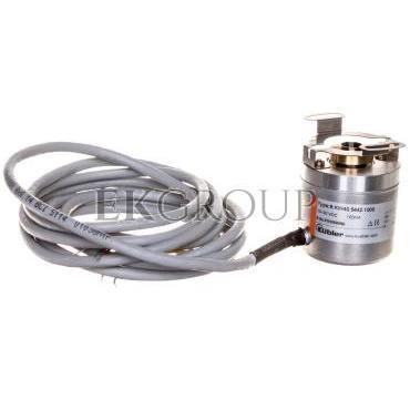 Enkoder inkrementalny otwór 8mm push-pull 10-30VDC przewód 2m 1000 imp/obr 8.KIH40.5442.1000-115823