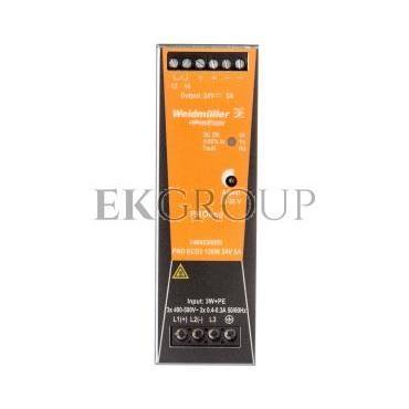 Zasilacz impulsowy trójfazowy 400-500V AC/24V DC 5A 120W PRO ECO3 120W 24V 5A 1469530000-118427