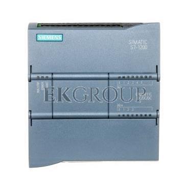 Moduł podstawowy PLC 6we 4wy 2we analogowe 24V DC 50kB SIMATIC S7-1200 CPU 1211C 6ES7211-1AE40-0XB0-116762
