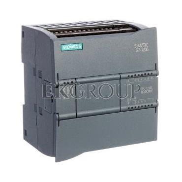 Moduł podstawowy PLC 8we 6wy 2we analogowe 24V DC 75kB SIMATIC S7-1200 CPU 1212C 6ES7212-1HE40-0XB0-116765
