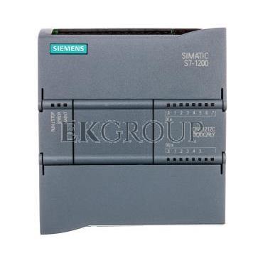 Moduł podstawowy PLC 8we 6wy 2we analogowe 24V DC 75kB SIMATIC S7-1200 CPU 1212C 6ES7212-1HE40-0XB0-116766