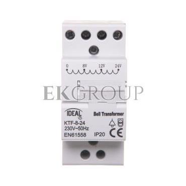 Transformator dzwonkowy KTF-8-24 23260-116858