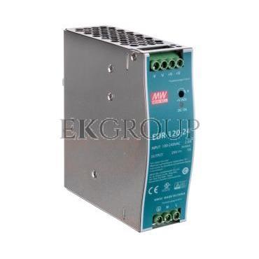 Zasilacz impulsowy 24VDC 5A 120W EDR-120-24-118473