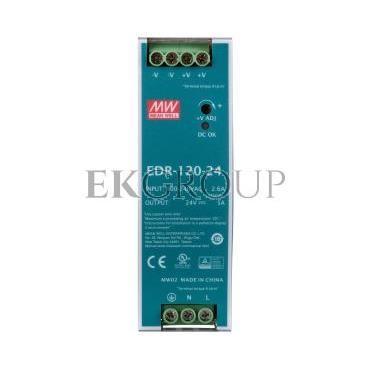 Zasilacz impulsowy 24VDC 5A 120W EDR-120-24-118474