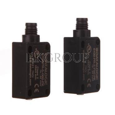 Czujnik fotoelektryczny 10-30V DC M8 4-pinowy PNP zadzałanie 0-12m  S100-PR-5-FG00-PK -113988