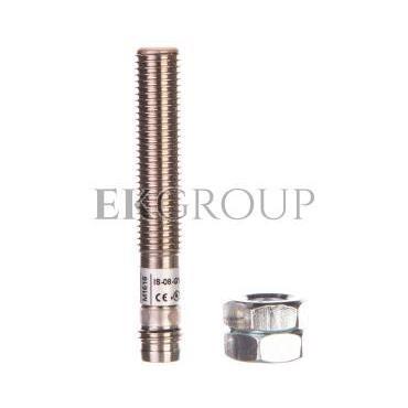 Czujnik indukcyjny M8 Sn=2mm 10-30VDC PNP NO 3-piny IS-08-G1-S1 95B066850-114211