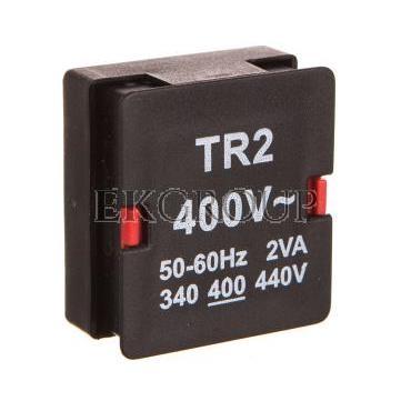 Transformator 1-fazowy 400/24V AC TR2-400VAC 2000736-117303