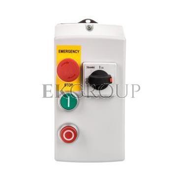 Rozrusznik bezpośredni w obudowie z wyłącznikiem silnikowym 2,5-4A i stycznikiem 400V AC 1,5kW M2P00911400A7-118729