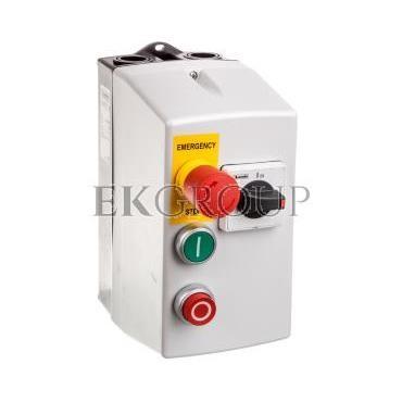 Rozrusznik bezpośredni w obudowie z wyłącznikiem silnikowym 9-14A i stycznikiem 400V AC 5,5kW M2P00911400B0-118730
