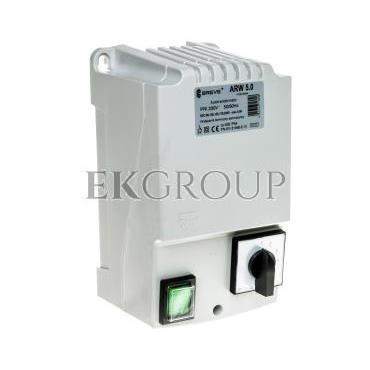 Regulator prędkości obrotowej 1-fazowy ARW 5,0 230V 5A IP54 17886-9994-116408