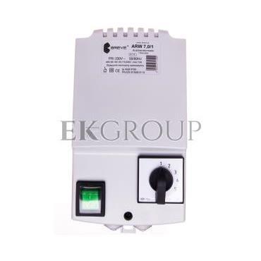 Regulator prędkości obrotowej 1-fazowy ARW 7,0 230V 7A IP54 17886-9996-116412