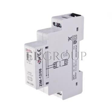 Zasilacz impulsowy 230VAC/12VDC 0,8A ZIM-12/08 EXT10000158-118232