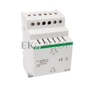 Stabilizator impulsowy we 24-28VAC wy 24VDC 72W 3A ZI-14-118204