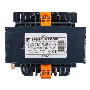 Transformator 1-fazowy STM 400VA 230/24V 16224-9918-116869