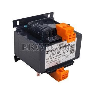 Transformator 1-fazowy STM 100VA 400/230V 16252-9917-116873