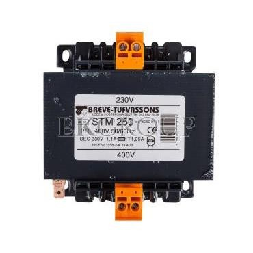 Transformator 1-fazowy STM 250VA 400/230V 16252-9911-116875