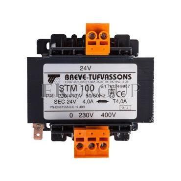 Transformator 1-fazowy STM 100VA 400(230)/24V 16224-9907-116878