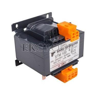 Transformator 1-fazowy STM 100VA 400(230)/24V 16224-9907-116879