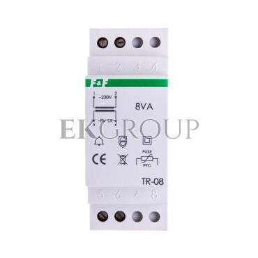 Transformator sieciowy 230V/8V AC TR-08-116816