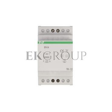 Transformator sieciowy 230/12V AC 0,66A TR-12-116809