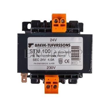 Transformator 1-fazowy STM 100VA 230/24V 16224-9923-116914