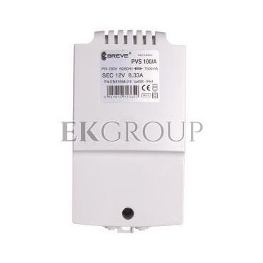 Transformator 1-fazowy PVS 100VA 230/12V /w obudowie IP54/ 16012-9956-117030
