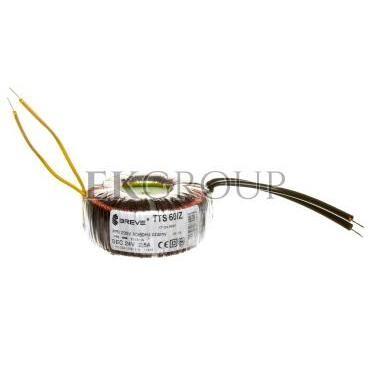 Transformator toroidalny TTS 60/Z 230/24V 60VA 17124-9990-117033