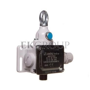 Wyłącznik cięgnowy /STOP/ 1Z 1R 60N z przyciskiem kasującym PLN131311-117344