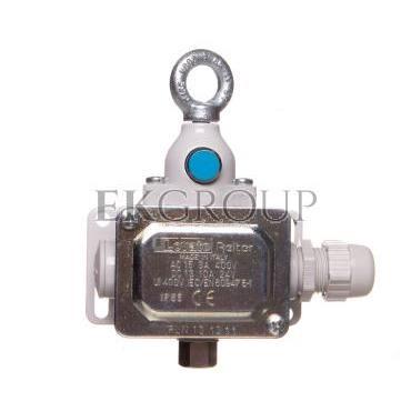 Wyłącznik cięgnowy /STOP/ 1Z 1R 60N z przyciskiem kasującym PLN131311-117345
