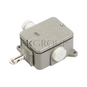 Wyłącznik krańcowy 1R 1Z popychacz z rolką LK-10R W0-59-351032-117456