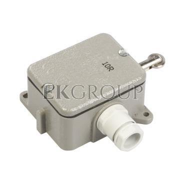 Wyłącznik krańcowy 1R 1Z popychacz z rolką LK-10R W0-59-351032-117457