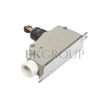 Wyłącznik krańcowy 1P metal popychacz z rolką LM-10R W0-59-251082-117467