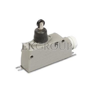 Wyłącznik krańcowy 1P metal popychacz z rolką LM-10R W0-59-251082-117468