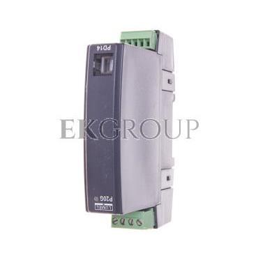 Programowalny separator / przetowornik wejście 4-20mA wyjście 4-20mA zasilanie 85-253V AC/DC P20G 1111100P0-119301