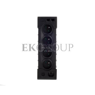 UPS PowerQuality Ellipse 500VA 4x 230V OUT EL500FR 155526-119864