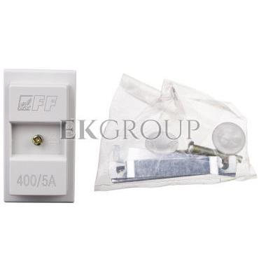 Przekladnik prądowy TI-400/5 10VA kl.0,5 na kabel i szynę fi30 40/30x10mm-119470