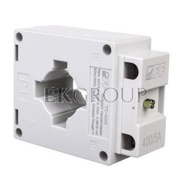 Przekladnik prądowy TI-400/5 10VA kl.0,5 na kabel i szynę fi30 40/30x10mm-119471