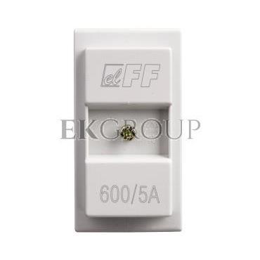 Przekladnik prądowy TI-600/5 10VA kl.0,5 na kabel i szynę fi30 40/30x10mm-119472
