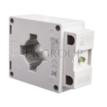 Przekladnik prądowy TI-600/5 10VA kl.0,5 na kabel i szynę fi30 40/30x10mm-119473