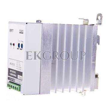 Sterownik mocy 1-fazowy max. prąd wyjścia 15A bez atestu KJ RP7 300-119299