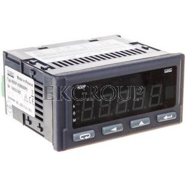 Programowalny miernik cyfrowy wejście 1-faz. zasilanie 85-253V AC/DC bez jednostki N30P 100000P0-119289