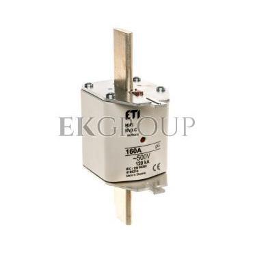 Wkładka bezpiecznikowa KOMBI NH3C 160A gG WT-3C 500V 004186216-119721