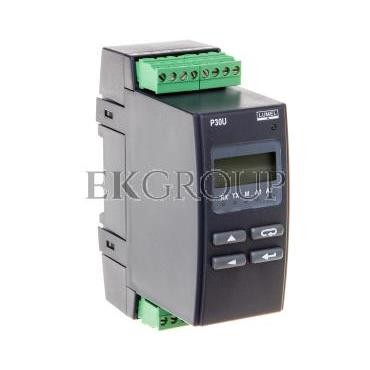 Programowalny przetwornik wejście temperaturowe i DC wyjście I 0/4-20mA bez obsługi kart pamięci przekaźnik 5A 30V DC 250V AC za