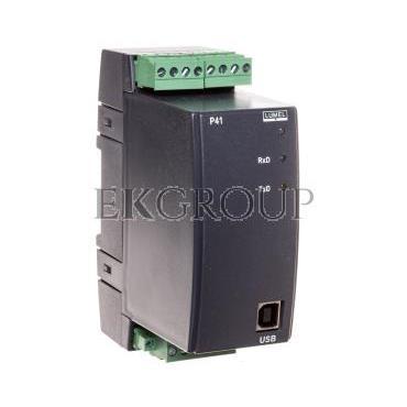 Programowalny przetwornik sieci 1-fazowej zasilanie 85-253V AC/DC P41 100P0-118915